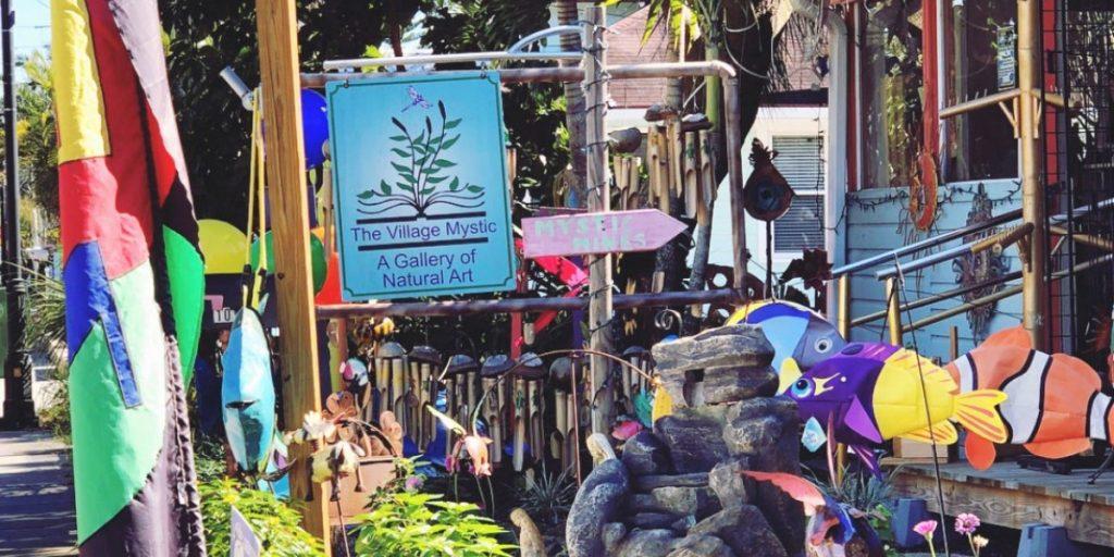 shopping bradenton village mystic village of the arts
