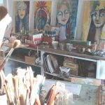 The Dude and Mary's Art of Life and Music at the Village of the Arts