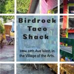 Birdrock Taco Shack in Bradenton's Village of the Arts