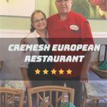 Cremesh: A Taste of Europe in Northwest Bradenton