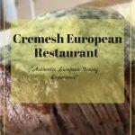 Cremesh: A Taste of European in Bradenton Florida