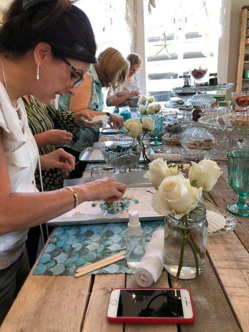 Gypsea Soul Glam Glass class Bradenton