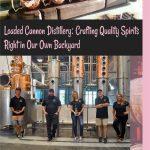Loaded Cannon Distillery: A Treasure in Bradenton Florida