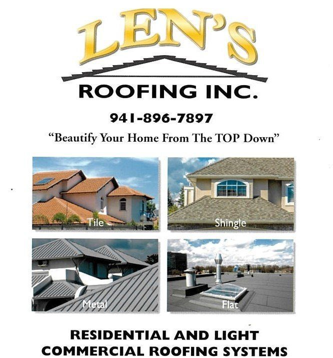 Lens Roofing 2