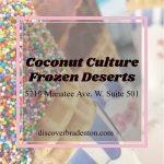 Coconut Culture Frozen Deserts