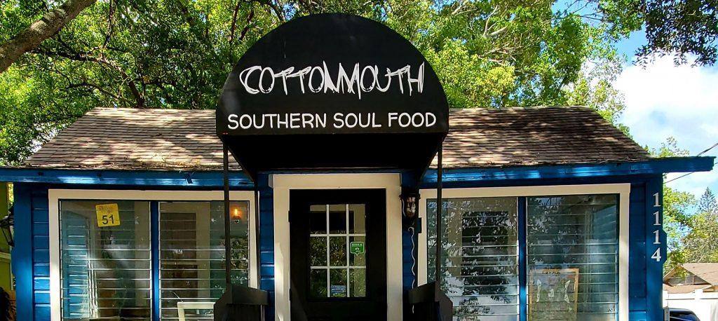 cottonmouth southern soul restaurant bradenton