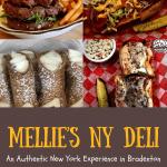Mellie's NY Deli: Awesome Dining in Bradenton Florida