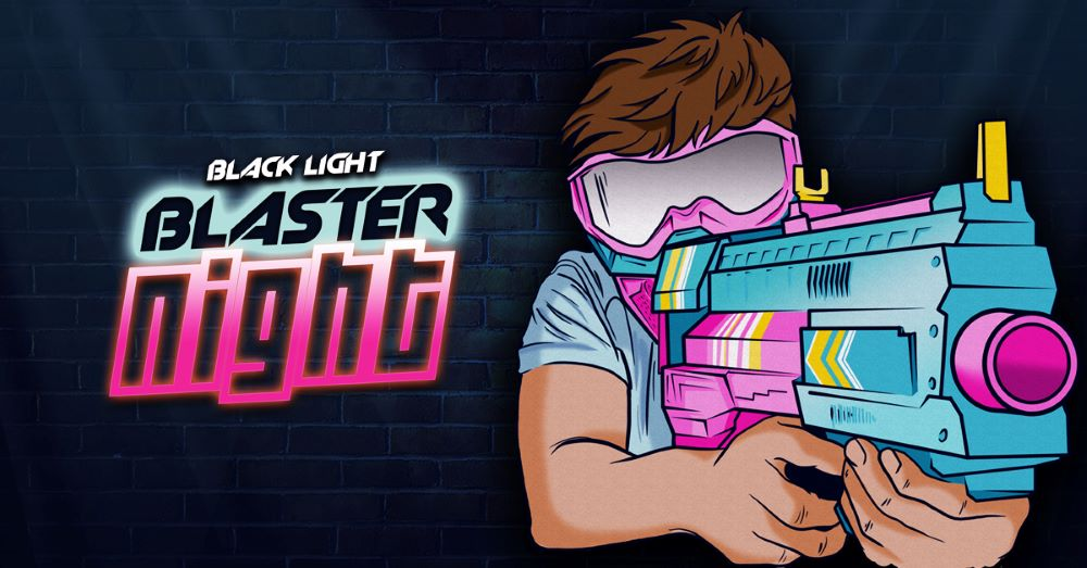 FB 2 Black Light Blaster Night PNO