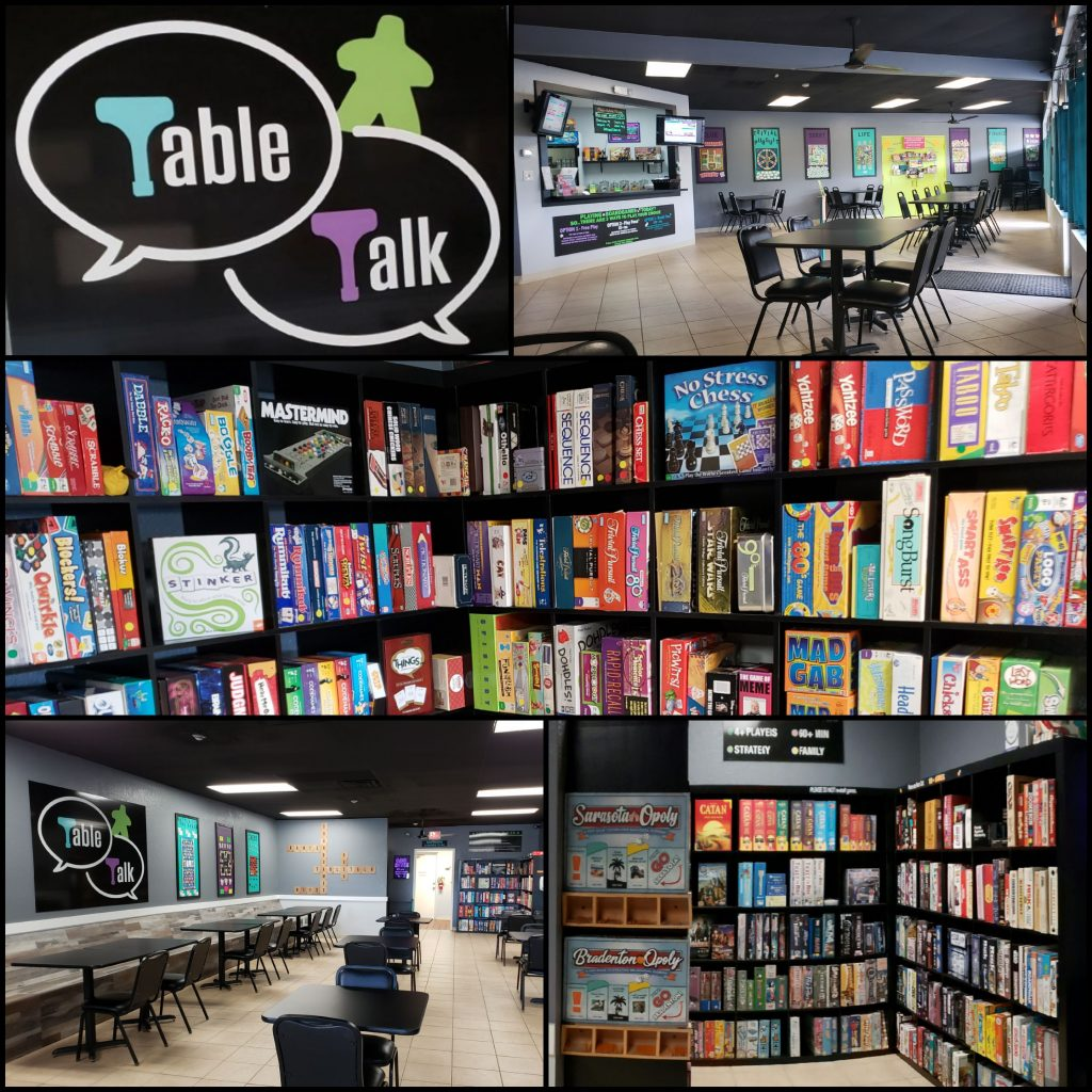 Table Talk SRQ Bradenton