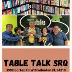 Table Talk SRQ Board Game Cafe