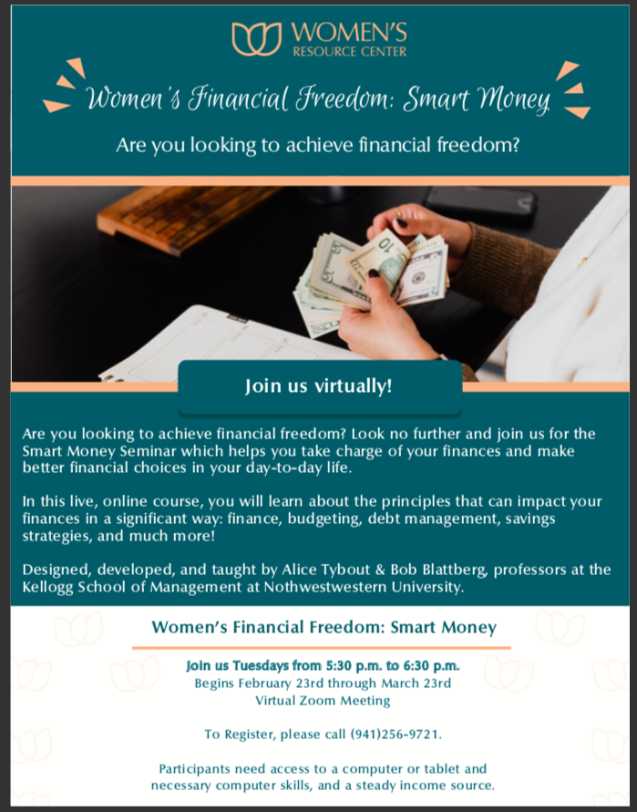 Womens Financial Freedom