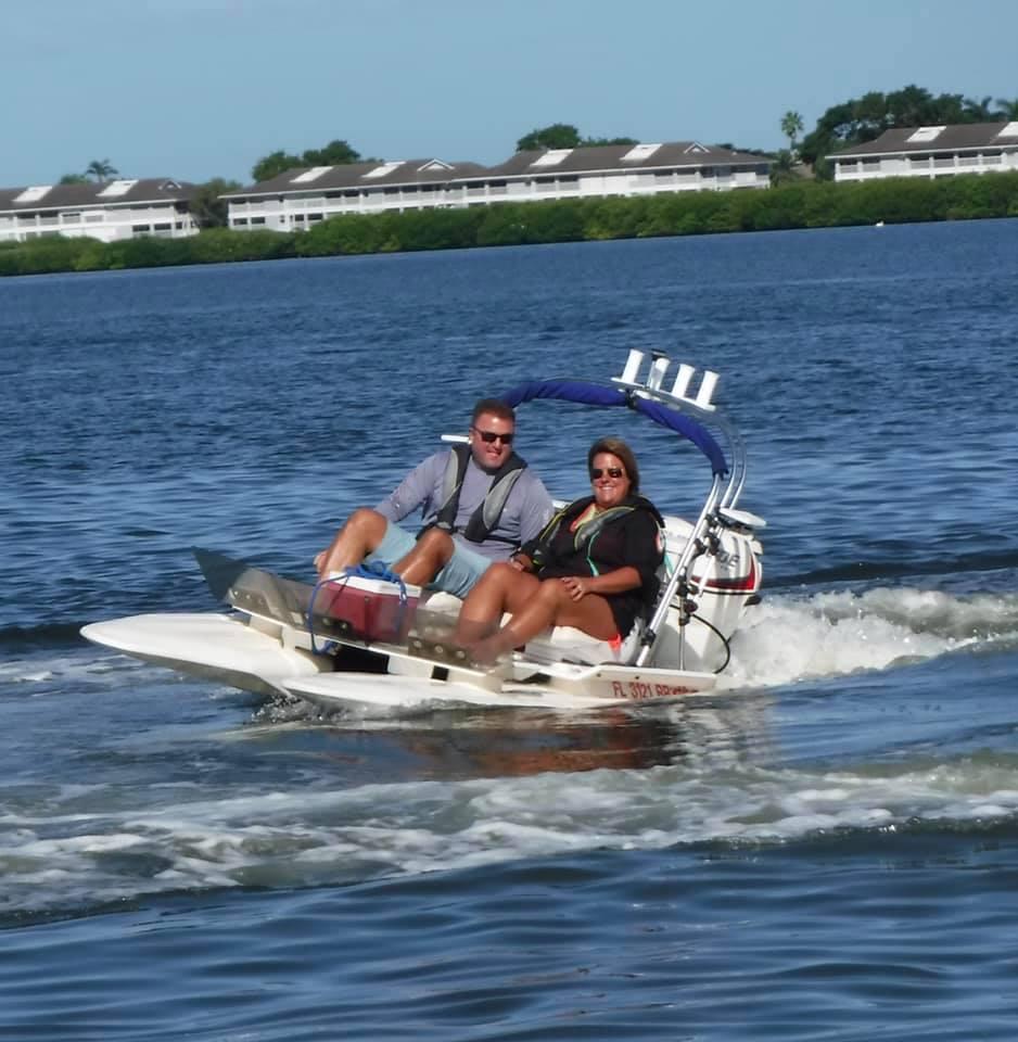Gulf Island Adventures AMI 1