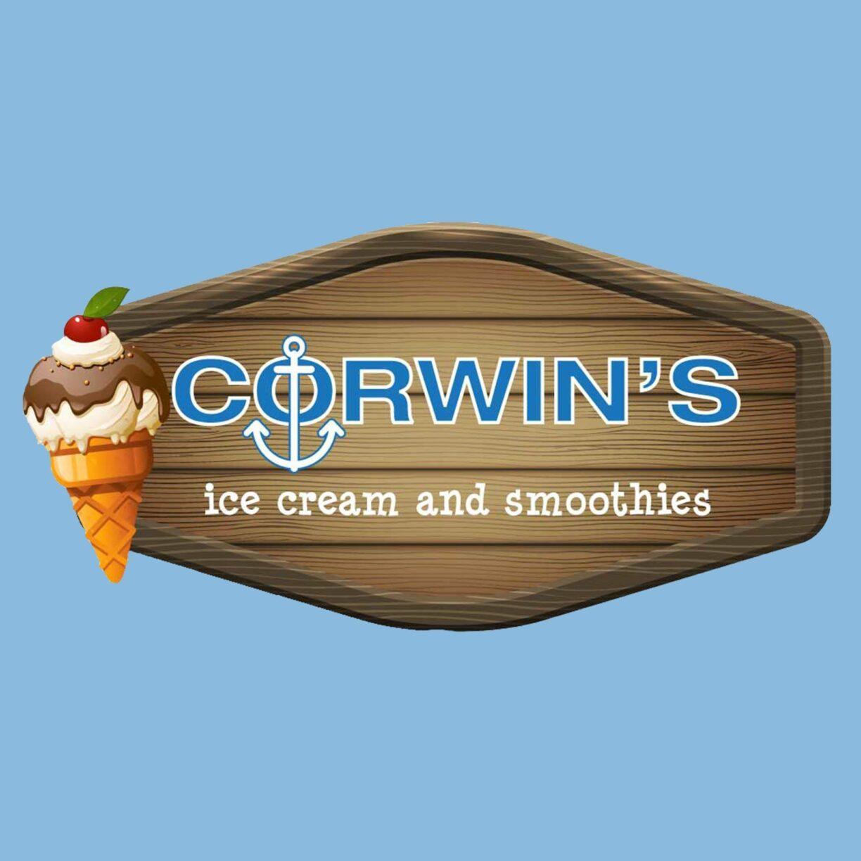 Corwins Ice Cream Downtown Bradenton