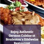 Edelweiss Restaurant: A German Experience In Bradenton