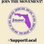 Discover Bradenton's Support Local Movement