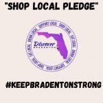 Shop Local Pledge in Bradenton
