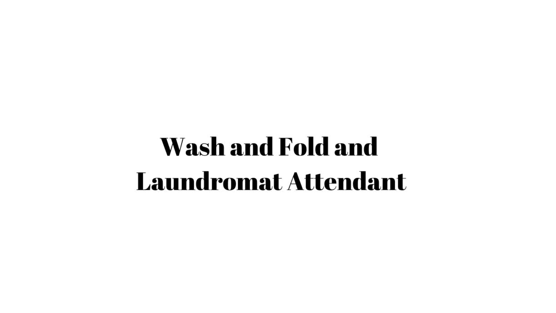 Jobs in Bradenton FL Laundromat