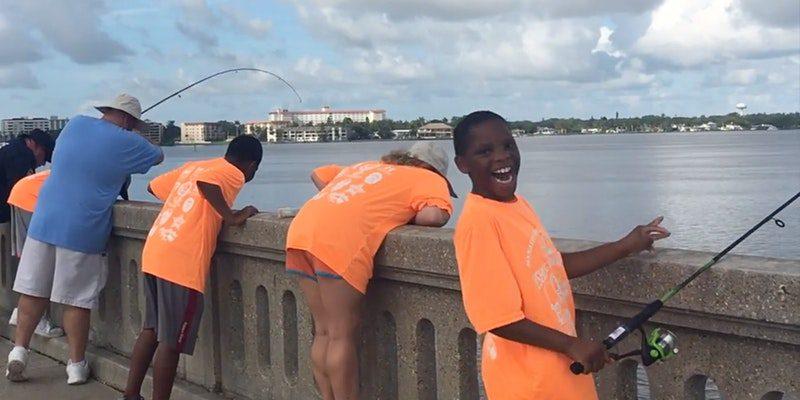Kids Fishing Tournament 2021 Green Bridge Palmetto