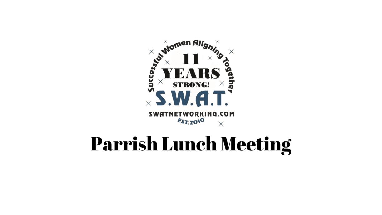 SWAT Networking Parrish