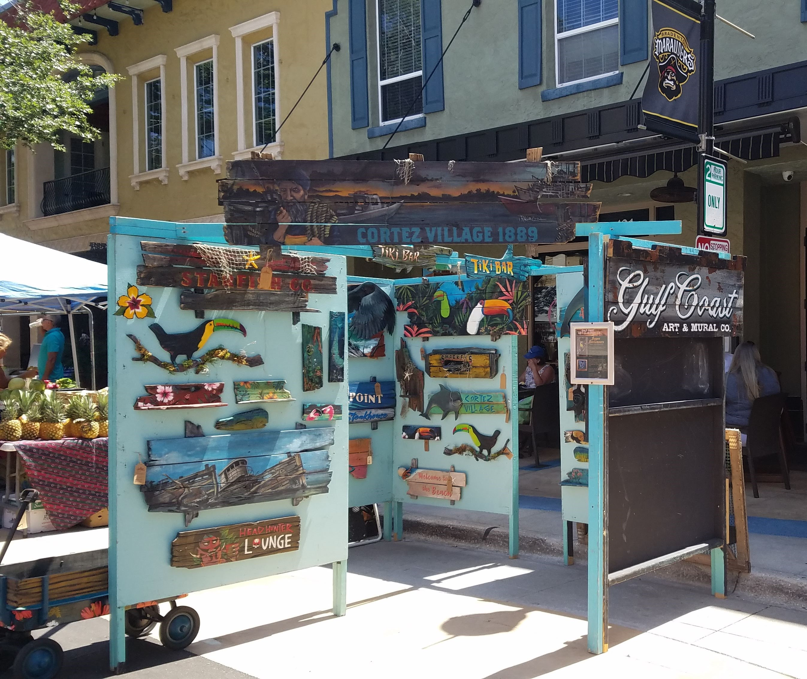 Gulf Coast Booth