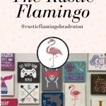 The Rustic Flamingo: Bradenton's DIY Studio