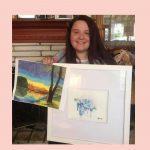 Jillian Pyle: A Local Bradenton Artist with Big Dreams