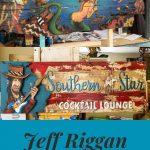 Bradenton Artist: Jeff Riggan, Monster Art Studio