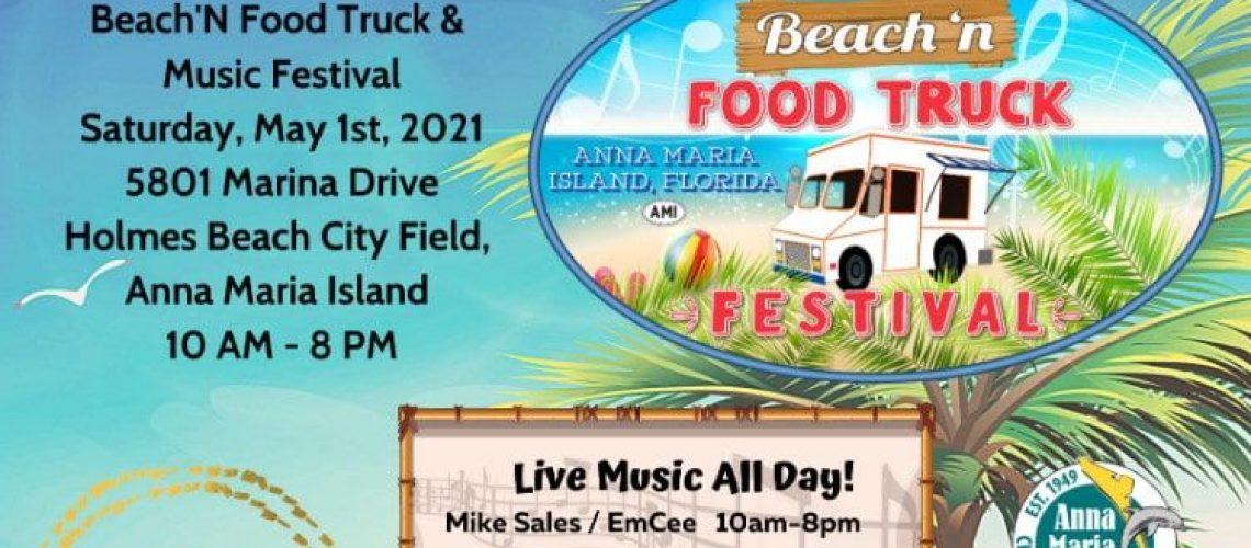 Beach 'n Food Truck Festival AMI