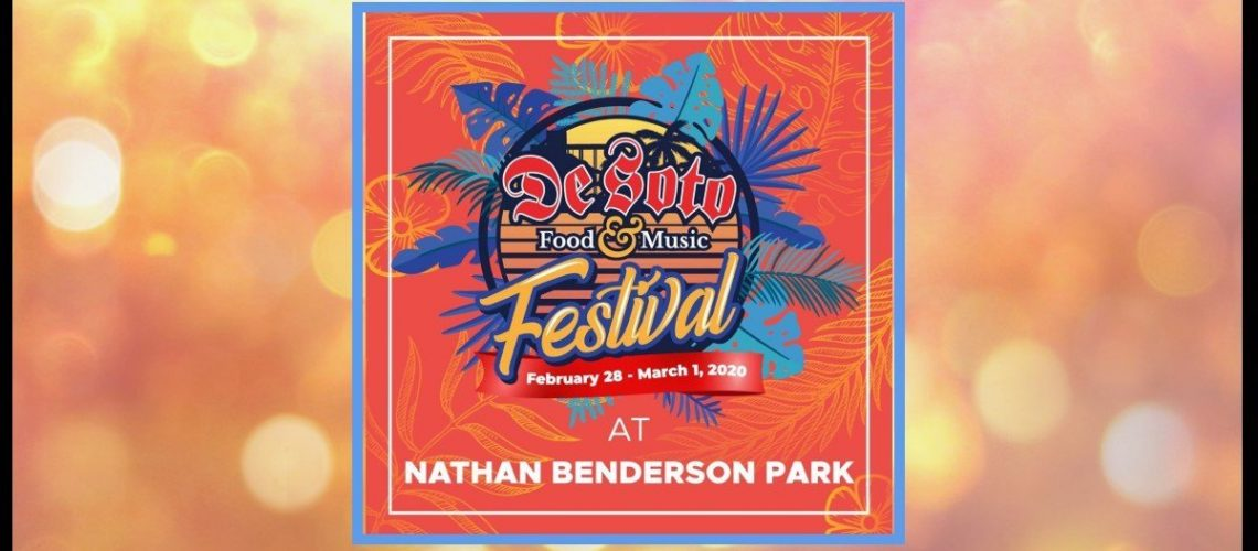DeSoto Food and Music Festival 2020