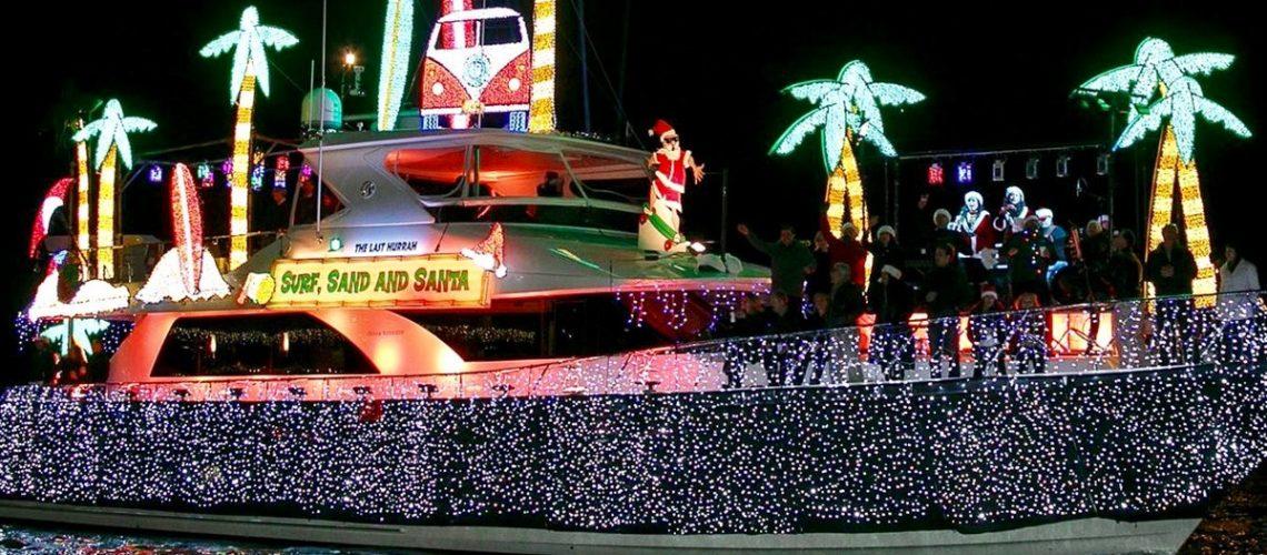 Holiday Boat Parade Bradenton