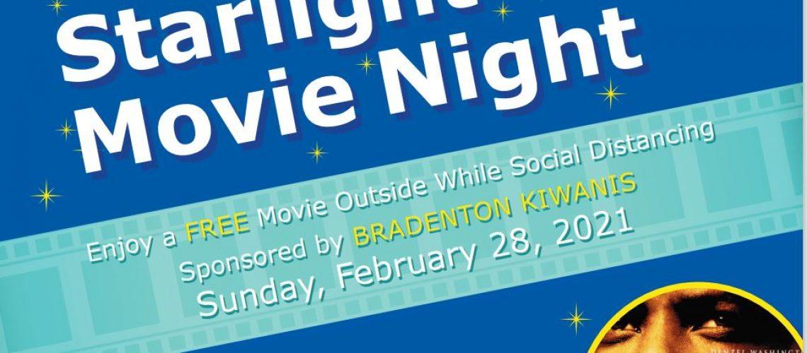 Starlight Movie Night Kiwanis Bradenton
